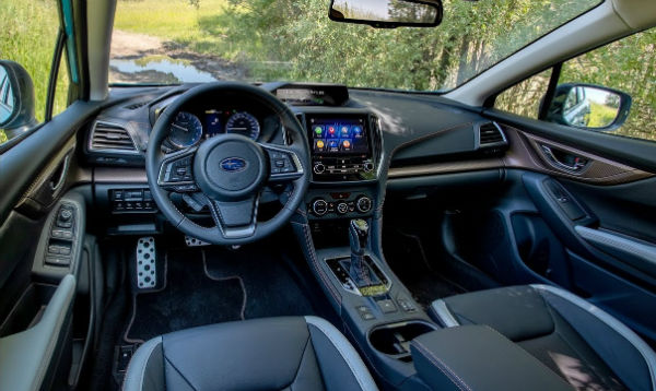 2020 Subaru Crosstrek Interior