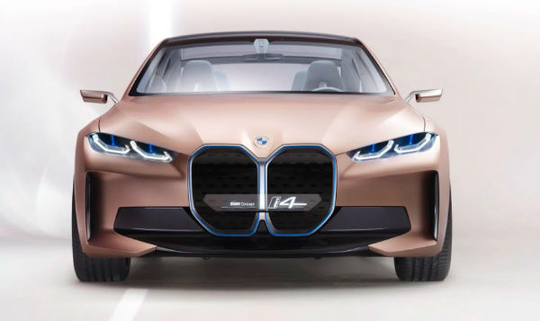 2021 BMW i4 Facelift